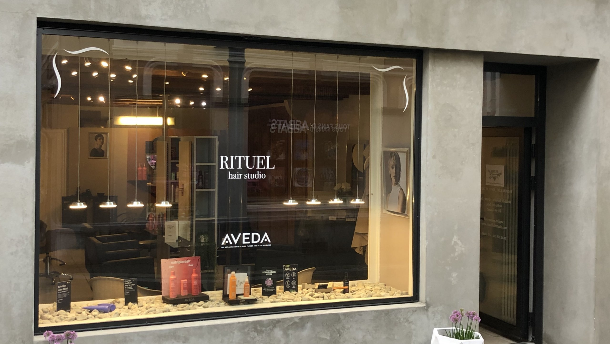 Rituel Hair Studio Aveda vevey